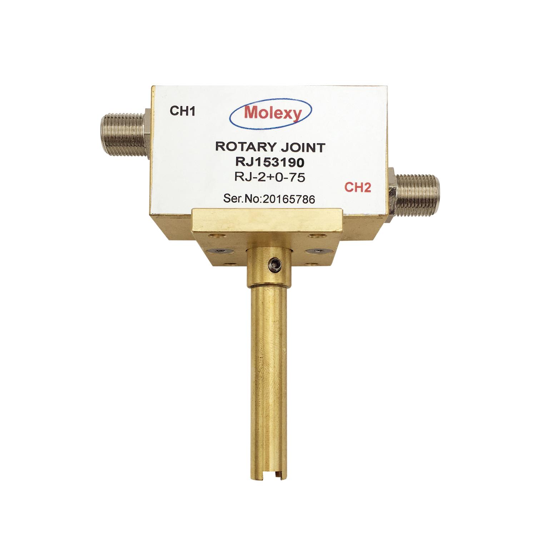 卫星动中通旋转关节 RJ153190 [DC to 2.2 GHz] F