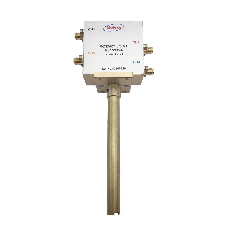 四路同轴旋转关节RJ153194 [DC to 2.2 GHz] SMA