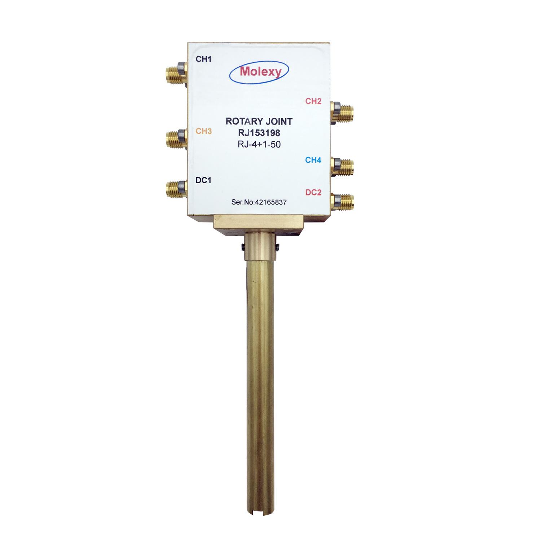 四路旋转关节RJ153198 [DC to 2.2 GHz] SMA