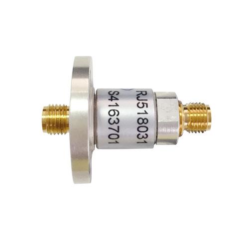 单路同轴旋转关节RJ518031  DC to 26.5 GHz  1.5-3.5 母头
