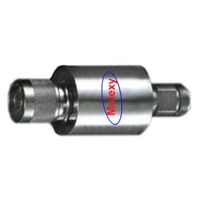 单路同轴旋转关节RJ518053  DC  to 12.4 GHz  N 母头